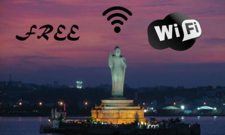 Free WiFi Hotspot Zones Hyderabad – Phase II