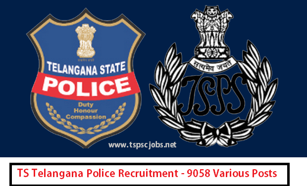 Telangana TS Police Recruitment Notification 2016-17 : New Updates