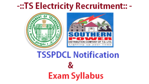 tsspdcl notification recruitment