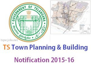 Town Planning Building Overseers Notification – TSPSC Recruitment
