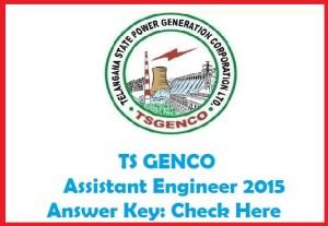 TSGenco Results 2015