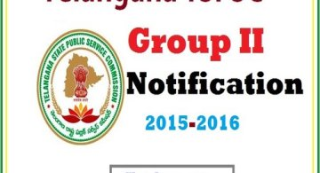 tspsc group 2 notification 2015-16