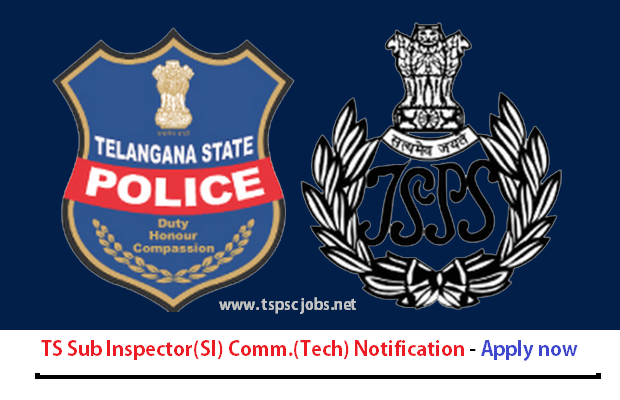 TS Communication SI Notification 2016 - apply now