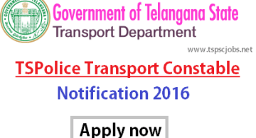 TSTransport recruitment 2016