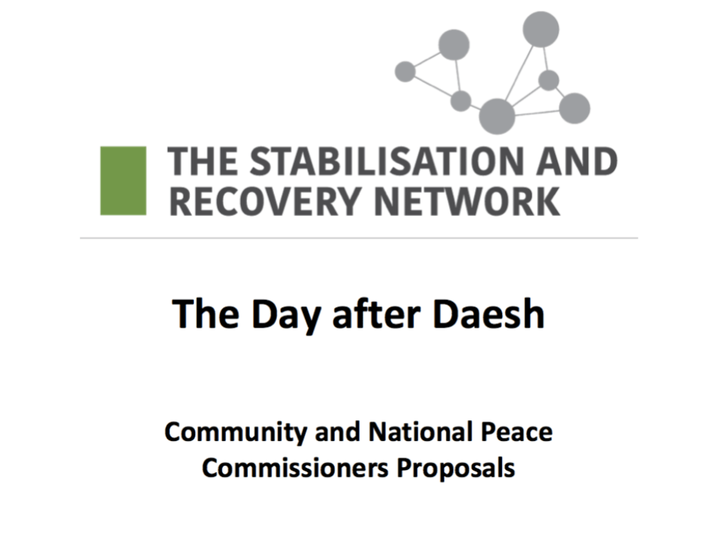 The Day After Daesh by Brian Brivati