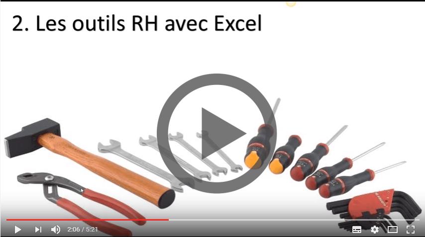 """[Nouveau]Séminaire """"Tableaux de bord RH et reporting de la paie"""""""