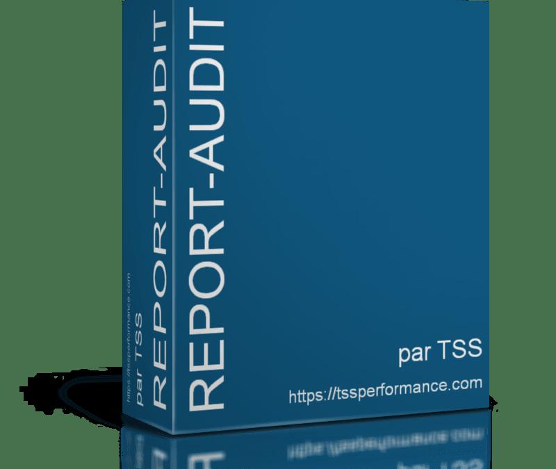 Nouvel outil pour le reporting et l'audit