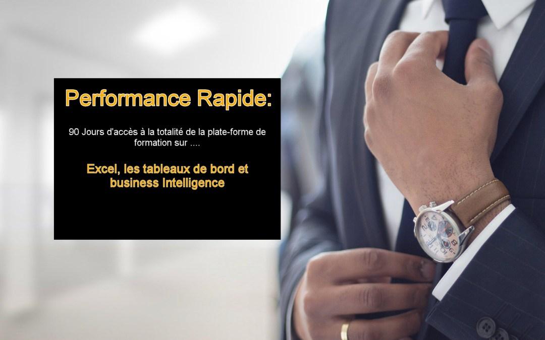 Performance rapide – demain sera le dernier jour pour l'inscription, ne ratez pas cette promo