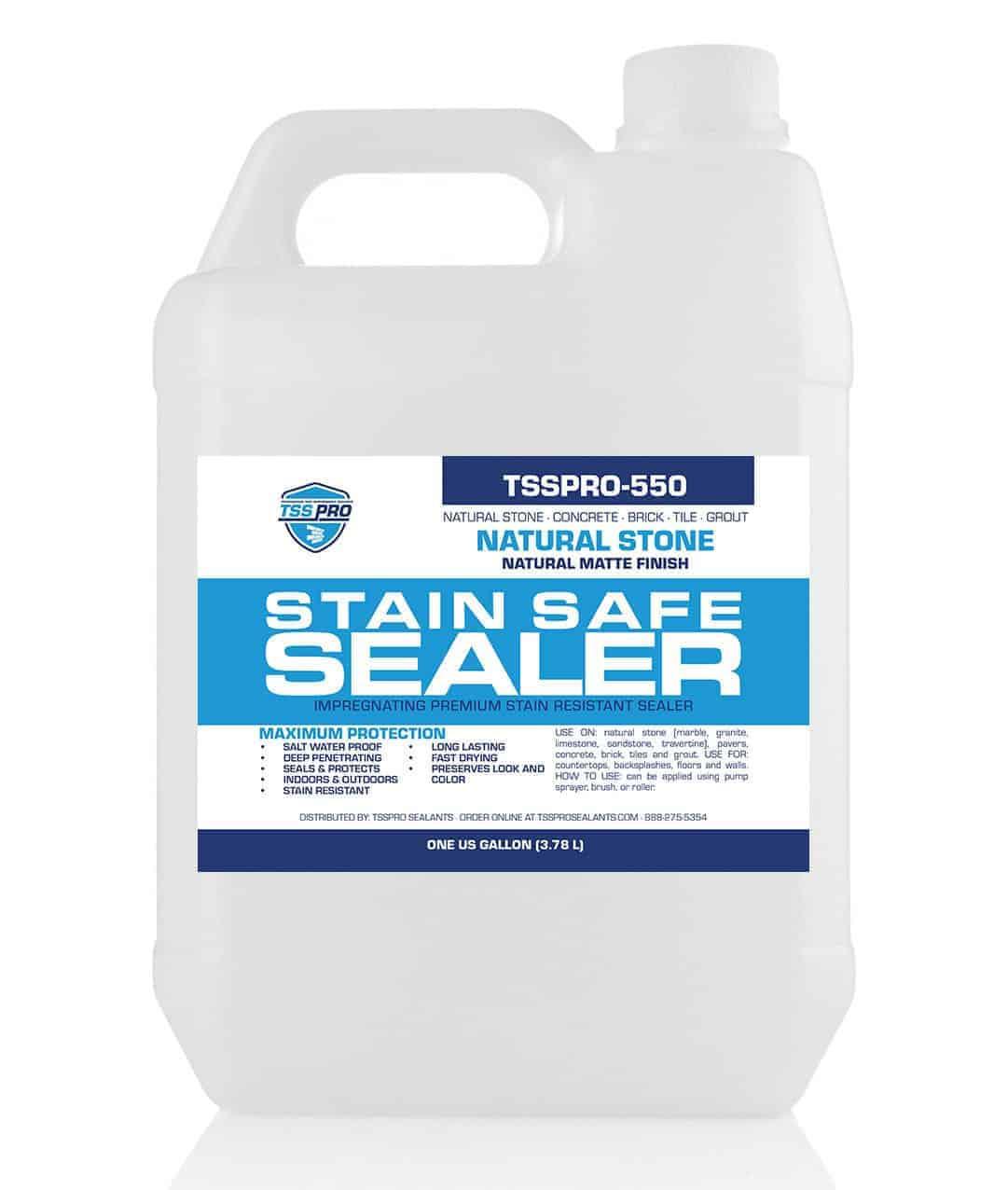 tsspro 550 stain safe sealer