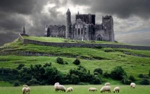 Ballygowan castle