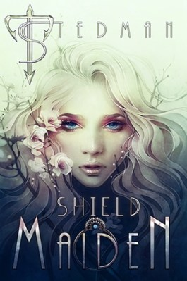 Shield Maiden by T Stedman book cover