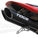 Tst Fender Eliminator Direct Mount To 2007 Cbr600rr Toce Exhaust