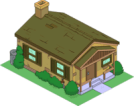 The Simpsons Tapped Out Brown House