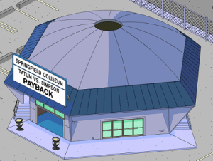 TSTO Coliseum