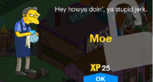 thesimpsonstappedoutmoeunlockmessage
