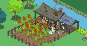 TSTO Triffids ready to harvest
