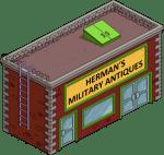TSTO level30 herman militart antiques