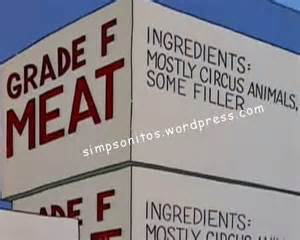 Grade F Meat