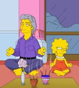 lisa meditation