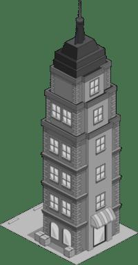 king homer skyscraper