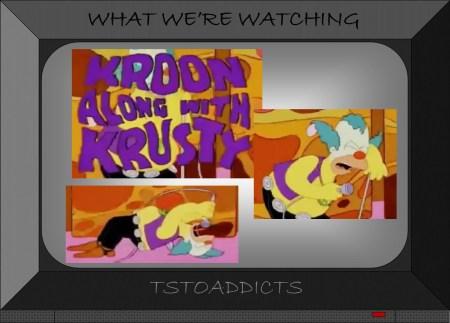 Kroon along with Krusty