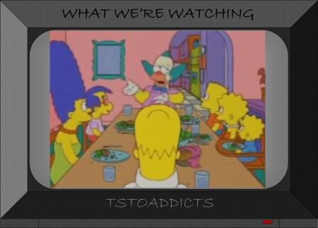 Krusty & The Simpsons