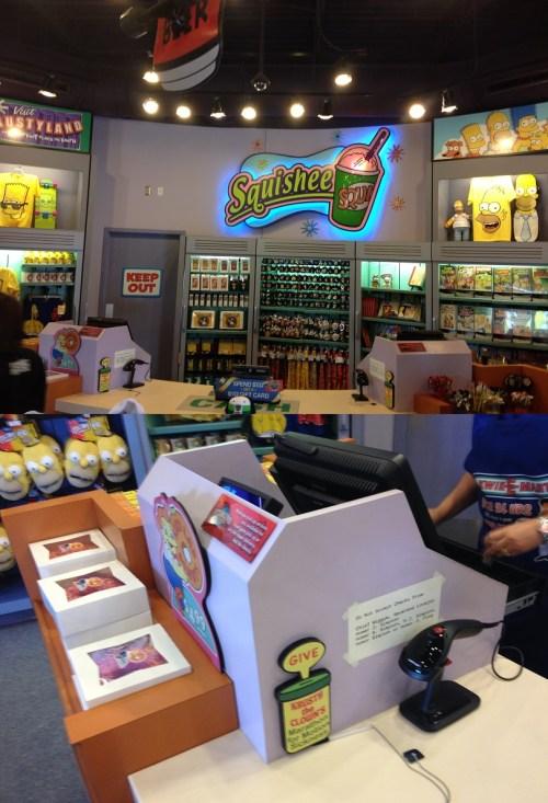 Kwik E Mart Gift Shop