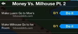 Money Vs Milhouse 8