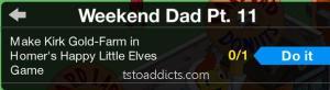 Weekend Dad 52