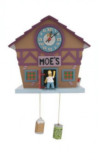 Homer Cuckoo Clock