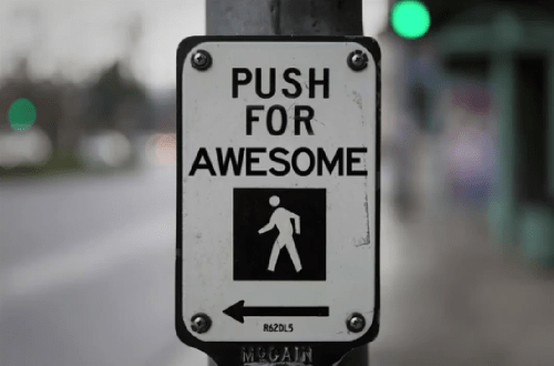 Push For Awesome