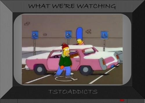 Simpsons Car Handicap