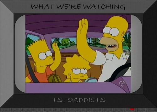 Simpsons Car