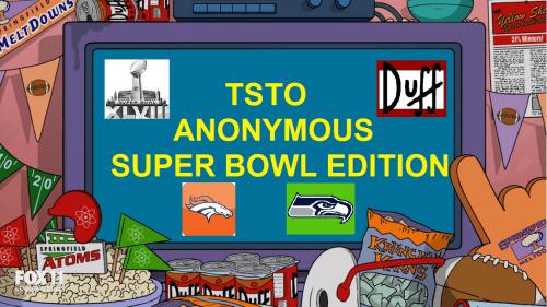 TSTO Anon Super Bowl