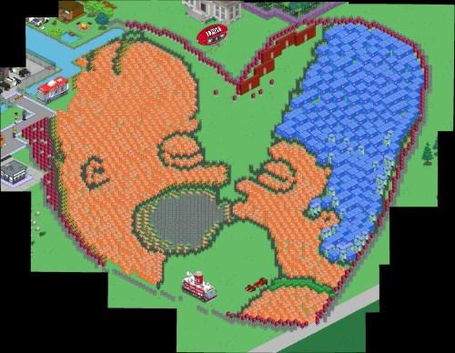 VD Simpsons Romance