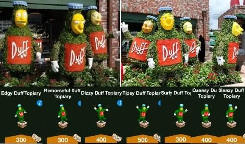 7 Duffs