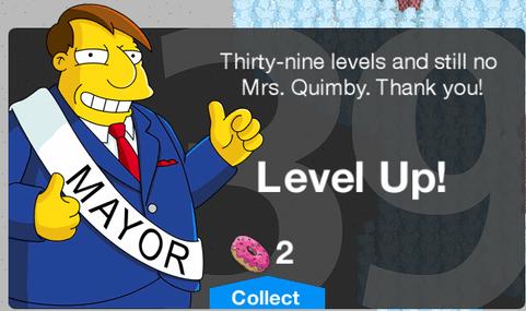 Level 39 unlock