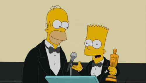 Simpsons-Oscar