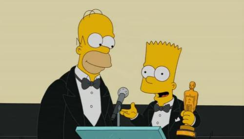 Simpsons-Oscar