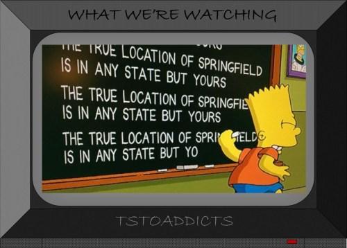 True Location of Springfield