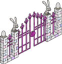 Bunny entrance