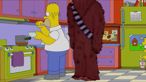 Wookiee in the Kitchen