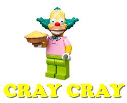 LEGO Friday Bunny 1