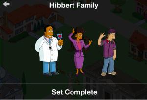 Hibbert Family