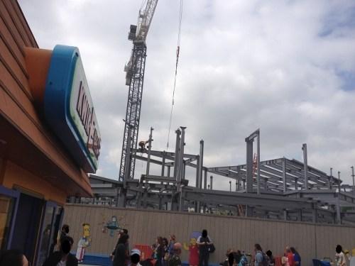 Krustyland Construction 3