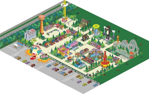The Krusty Land (1)