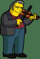 fat tony play violin
