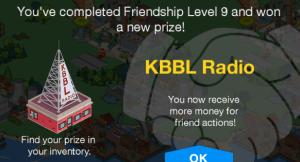FP Level 9 KBBL Radio