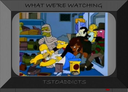Horror Simpsons Various Shinning