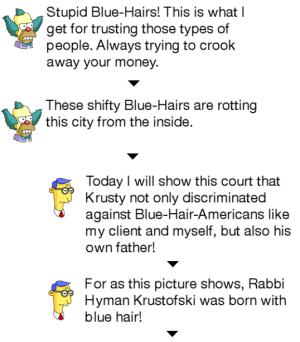 Rabbi Krustofski Dialogue